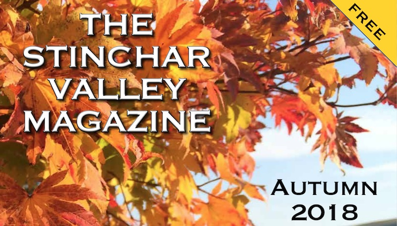 Stinchar Valley Magazine – Autumn 2018