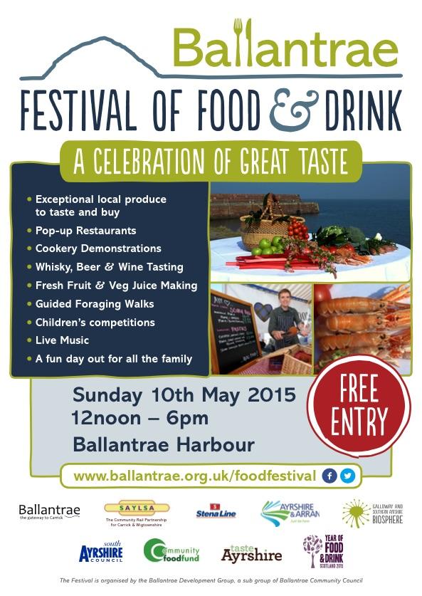 Ballantrae Festival Of Food 2015