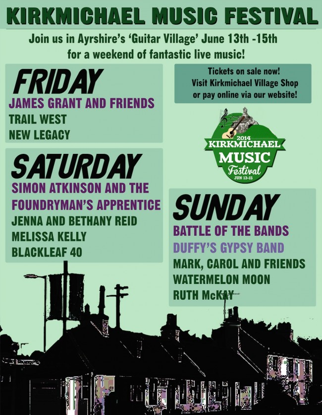 Kirkmichael-Festival
