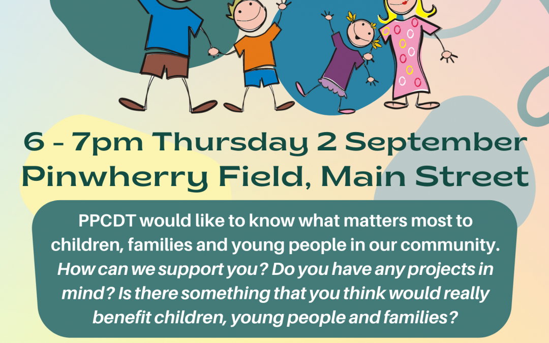 Community Open Meeting for Families and Young People – 2 September