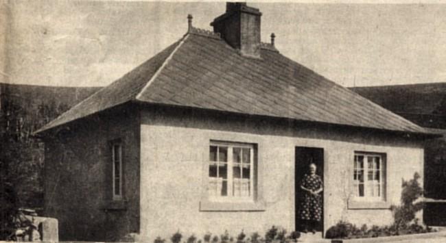 Pinwherry Tollhouse