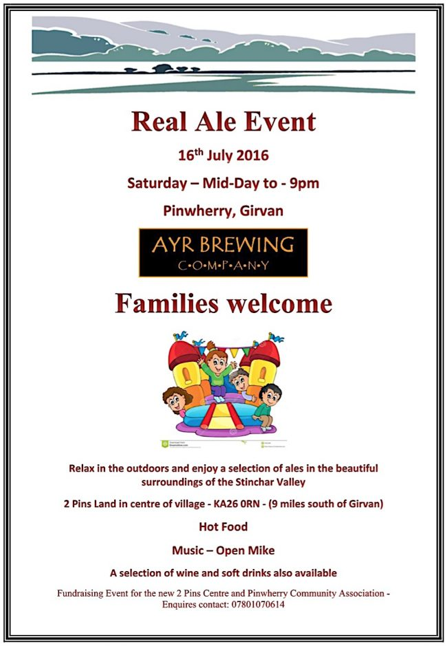Real Ale Event