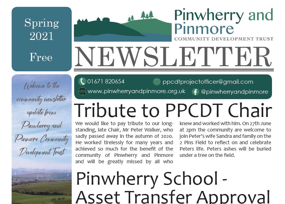 PPCDT Spring 2021 Community Newsletter