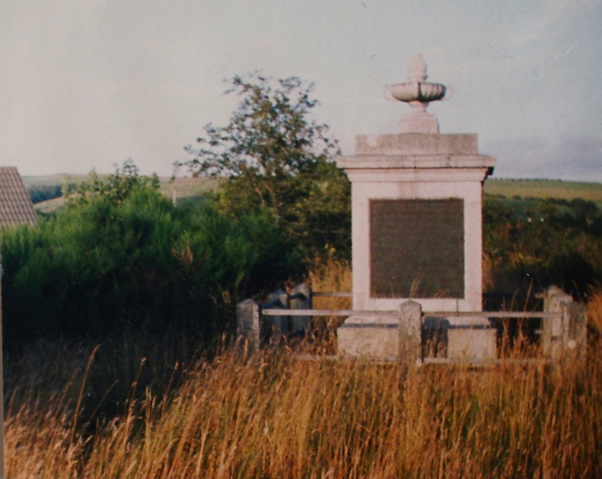 Snell monument