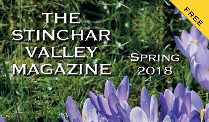 Stinchar Valley Magazine – Spring 2018