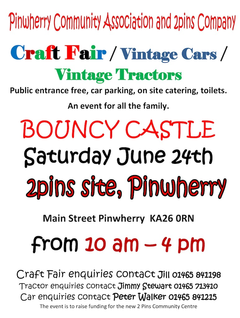 Craft Fair – 24th June 2017