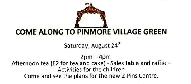 invitation to Pinmore