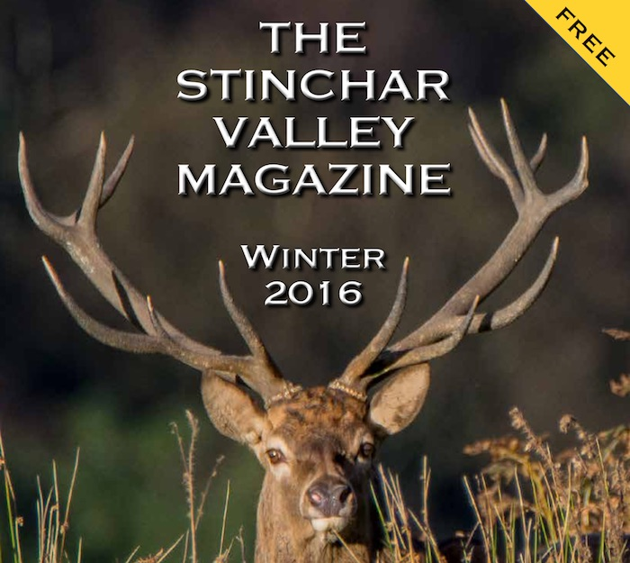 Stinchar Valley Magazine Winter 2016